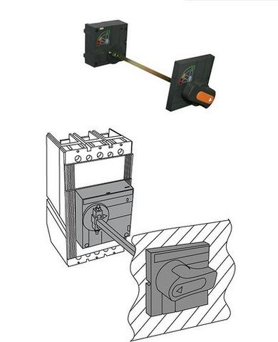 ПРП-1 800 (ПРП-1-40) для ВА88-40 TDM
