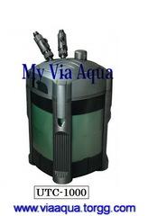 Внешний фильтр для аквариума ViaAqua UTC-1000, Atman CF-1000