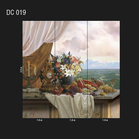 Панно Loymina Illusion DC 019, интернет магазин Волео