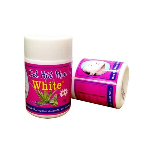 Средство для очищения пор от угрей Vietnam White & Black head Remover Mask , 22 гр