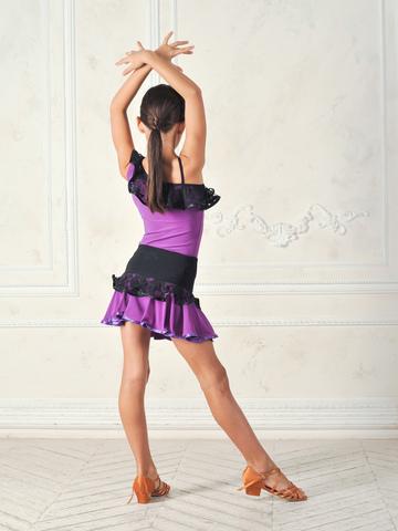 Юбочка для танцев с трусиками