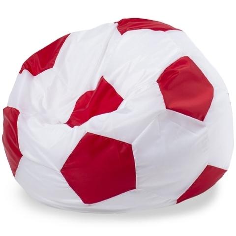 Внешний чехол «Мяч», L, оксфорд, Красный и белый