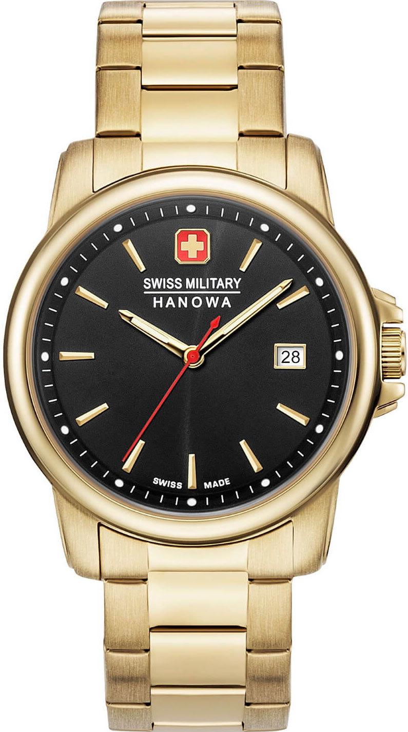 Часы мужские Swiss Military Hanowa 06-5230.7.02.007 Swiss Soldier-Recruit