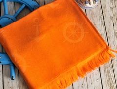 SEASIDE Oranj (оранжевый)   полотенце пляжное бамбуковое  IRYA (Турция)