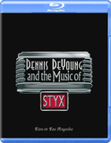 Dennis DeYoung / Dennis DeYoung And The Music Of Styx - Live In Los Angeles (Blu-ray)