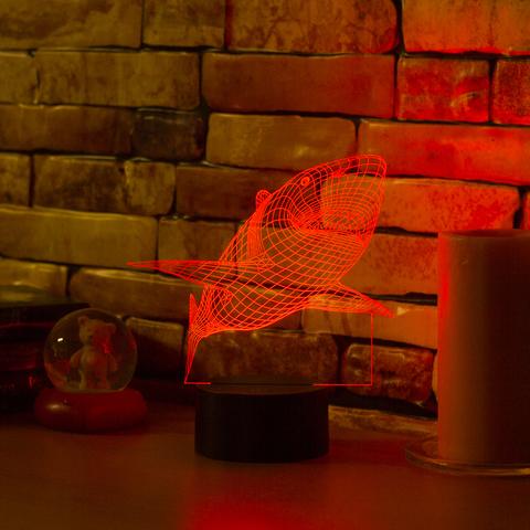 Art-Lamps Акула