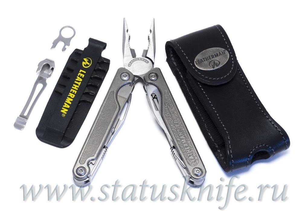 Мультитул Leatherman Charge TTi Old School
