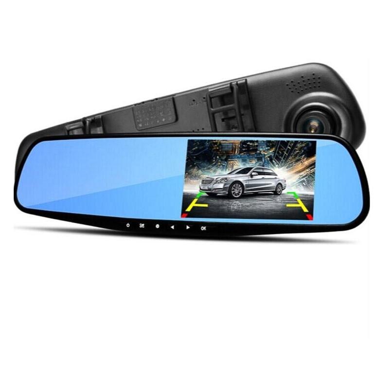 Зеркало-видеорегистратор Vehicle Blackbox DVR