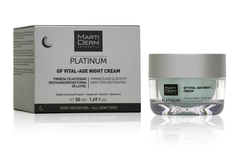 Martiderm Platinum GF Vital-age Night Cream