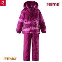 Зимний комплект Reima Tyyni 523095-4839 berry pink