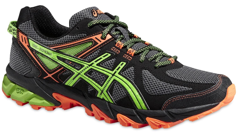 Мужские беговые кроссовки Asics Gel Sonoma (T4F2N 9985) серые фото