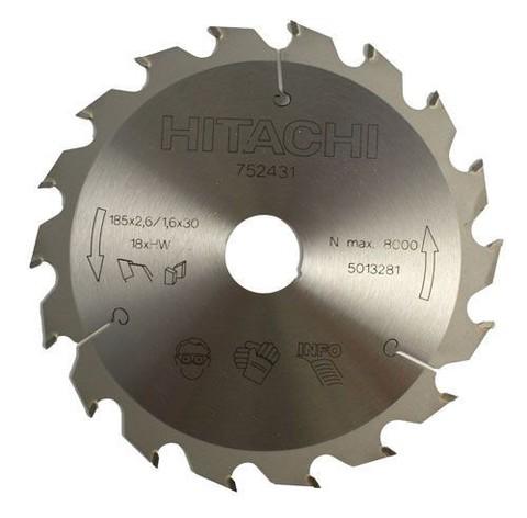 Диск пильный по дереву 235*30мм 60 зуб. Hitachi