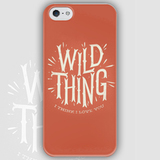 Чехол Для iPhone 7+/7/6+/6/5/5s/5c/4/4s WILD THING