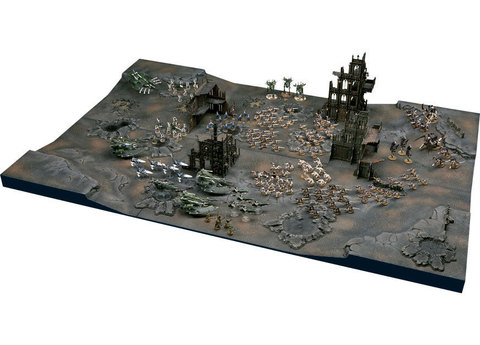 Citadel Realm of Battle Gameboard