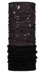 Шарф-трансформер из полартека со стразами Buff Polar Thermal Chic Hovering Black