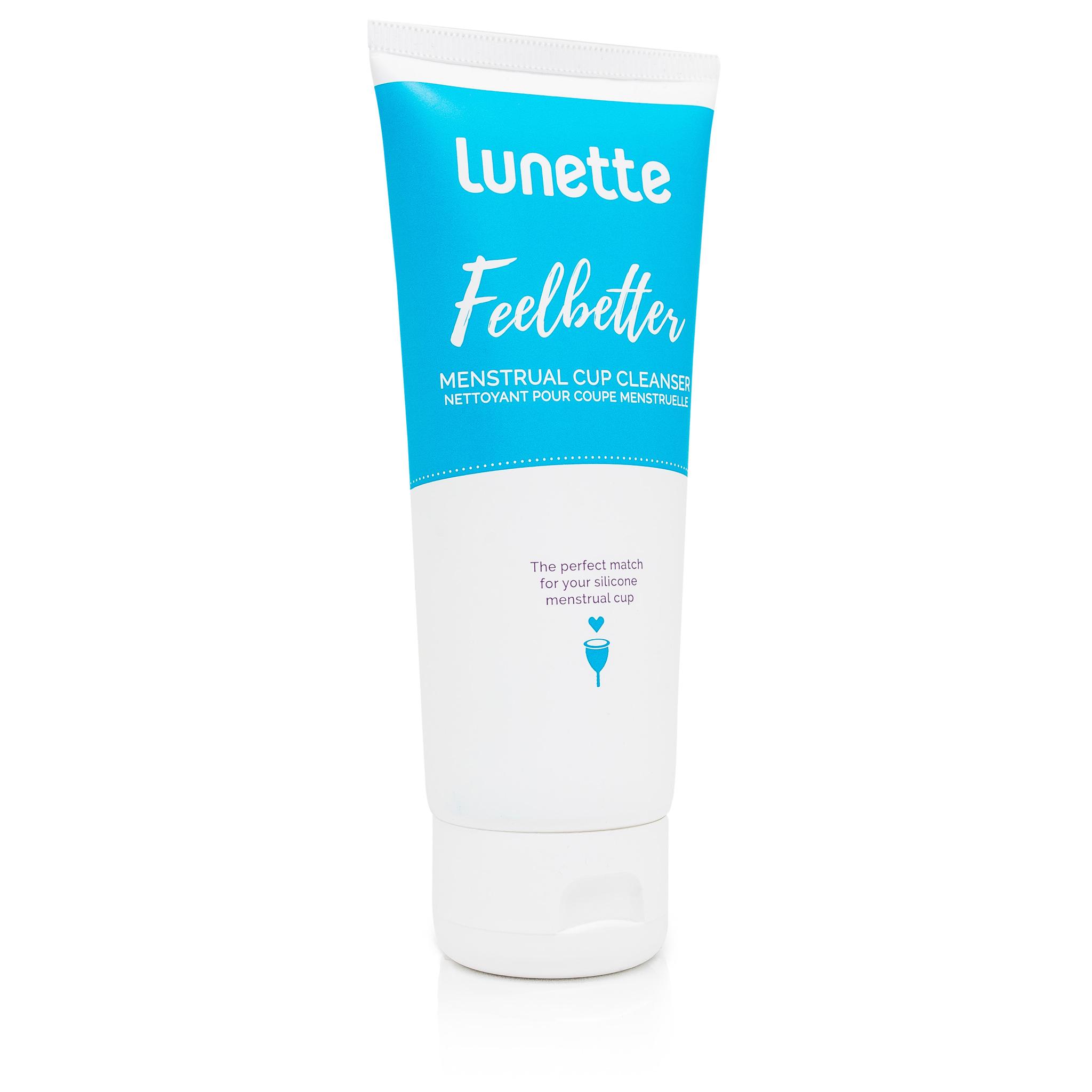 Очищающее средство Lunette Feelbetter