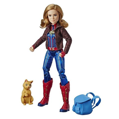Кукла Капитан Марвел - Captain Marvel, Hasbro