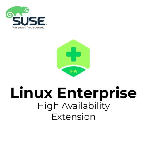 Купить лицензию SUSE Linux Enterprise High Availability Extension