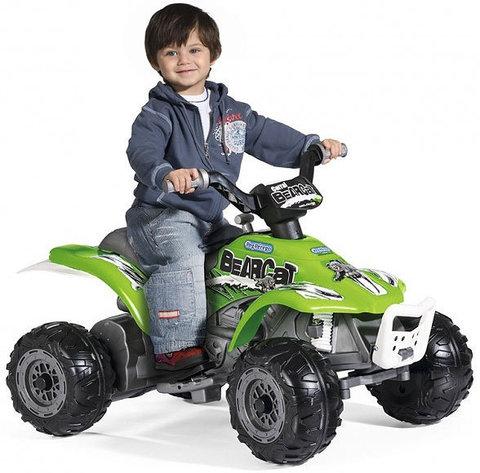 Детский квадроцикл Peg Perego Corral Bearcat ED1165