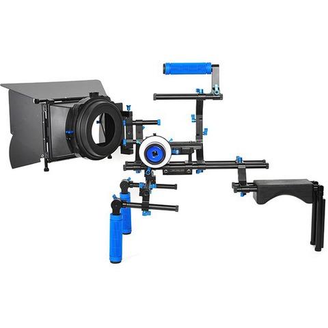 Системный плечевой упор  Professional HDSLR Cinema Rig Set (Kino Rig-1 Set)