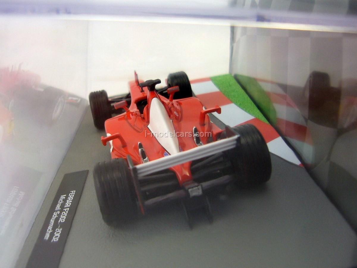 Ferrari F2002 2002 Michael Schumacher F1 1:43 Formula 1 Auto Collection Centauria #2