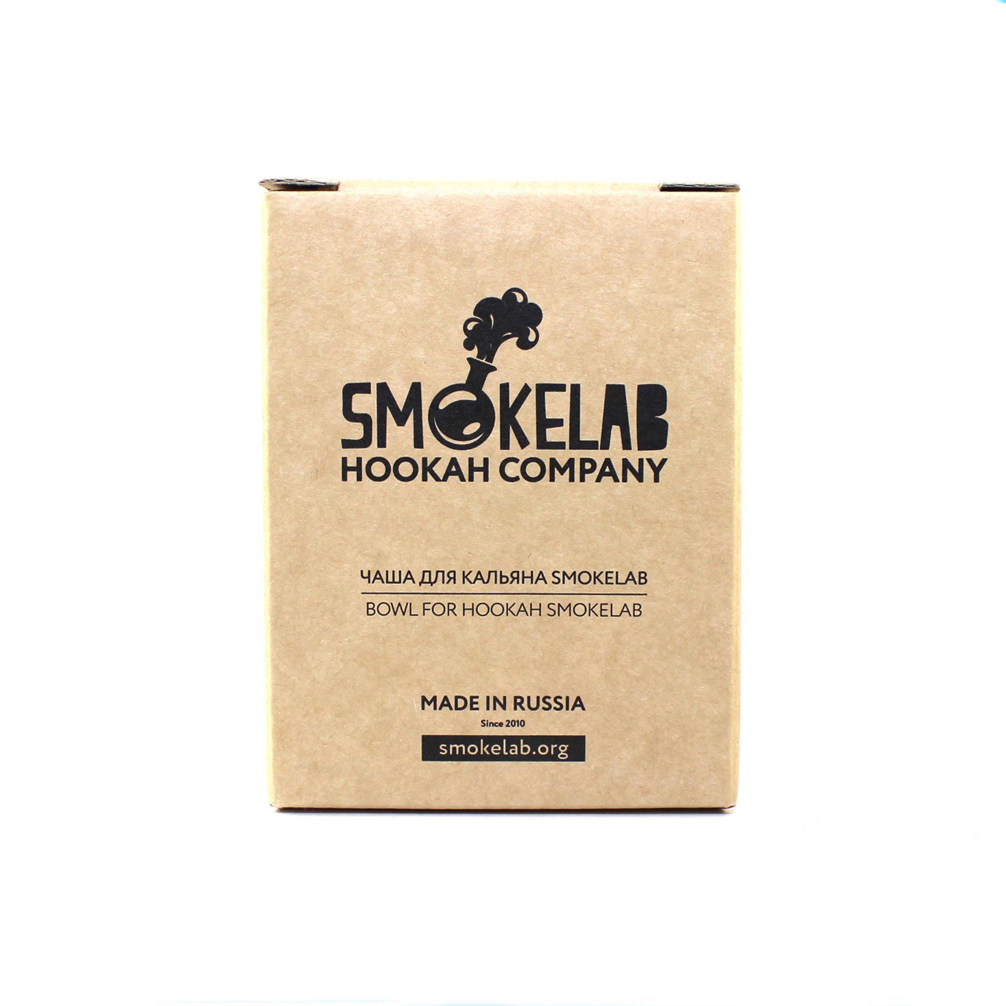Чаша для кальяна SmokeLab Evil Bowl Black Mini