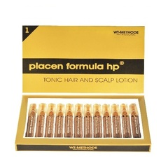 Ампулы PLACEN FORMULA HP для лечения волос и кожи головы