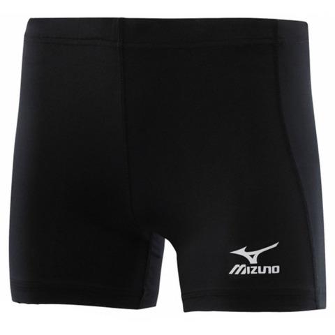 Волейбольные шорты Mizuno Trad Tight женские черные