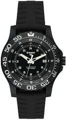 Мужские швейцарские наручные часы Traser P6600 AUTOMATIC PRO 102361 (силикон)