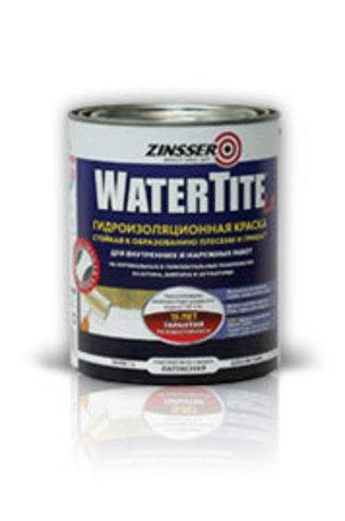 Watertite LX Waterproofing Paint гидроизоляционная противомикробная самогрунтующаяся краска для бетона