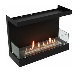 Встраиваемый биокамин Lux Fire Фронтальный 640 S