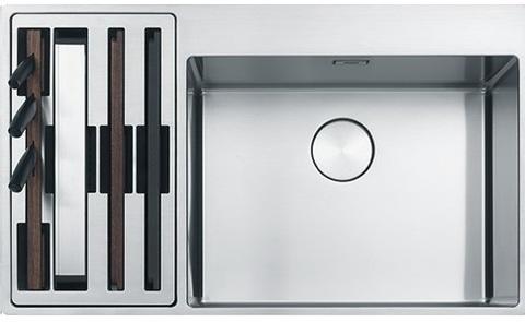 Кухонная мойка Franke BWX 220-54-27 TL (127.0538.259)