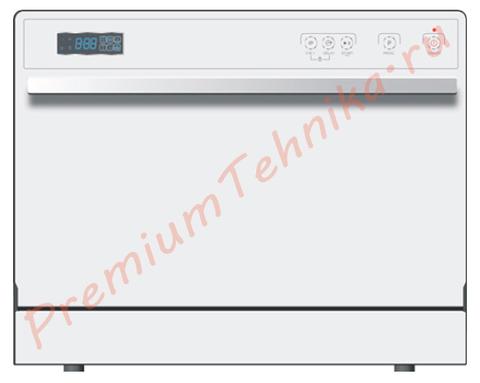 Настольная посудомоечная машина DeLonghi DDW05T Pearl