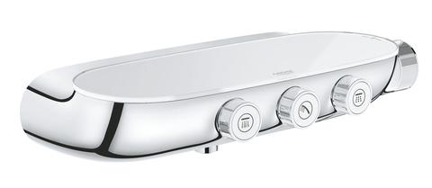 Rainshower SmartControl Термостат для душа на 3 выхода, внешний монтаж