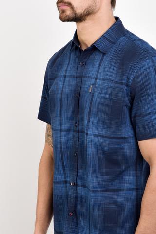 Рубашка мужская M912-04F-51CS