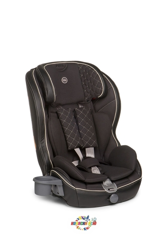 Автокресло группа 1/2/3 (9-36 кг) MUSTANG ISOFIX (Happy Baby)