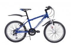 детский велосипед Corto CUB синий