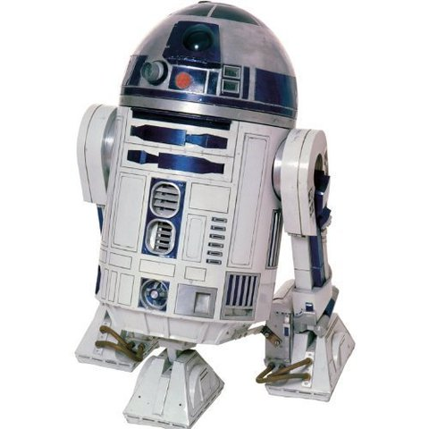 Star Wars R2-D2 Peel & Stick Wall Decal