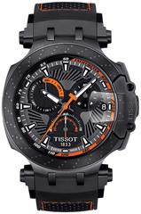Мужские часы Tissot T115.417.37.061.05 T-Race Marc Marquez 2018