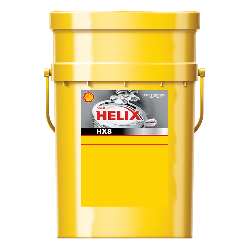 Shell Helix HX8 Synthetic 5W30  Синтетическое моторное масло