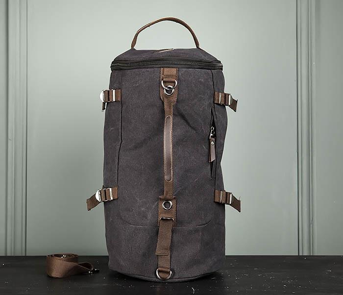 BAG309-1 Удобная сумка рюкзак с ремнем на плечо фото 02