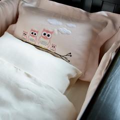 Бампер для детской кроватки Nathalie от Casual Avenue