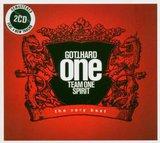 Gotthard / One Team One Spirit - The Very Best (2CD)