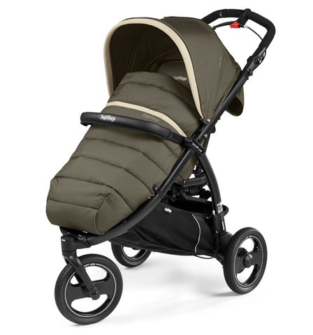 Прогулочная коляска Peg-Perego Book Cross Completo Breeze Khaki