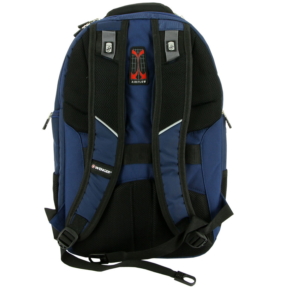 Рюкзак городской WENGER синий 6918303408 | Wenger-Victorinox.Ru