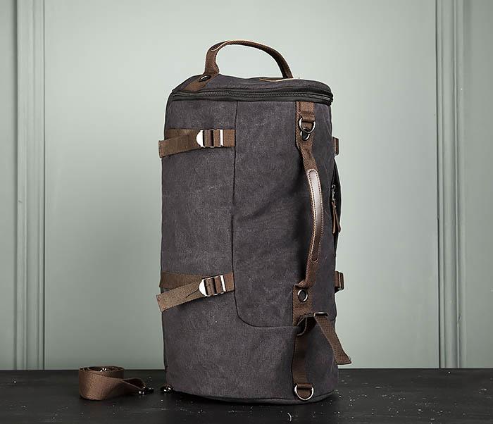 BAG309-1 Удобная сумка рюкзак с ремнем на плечо фото 03