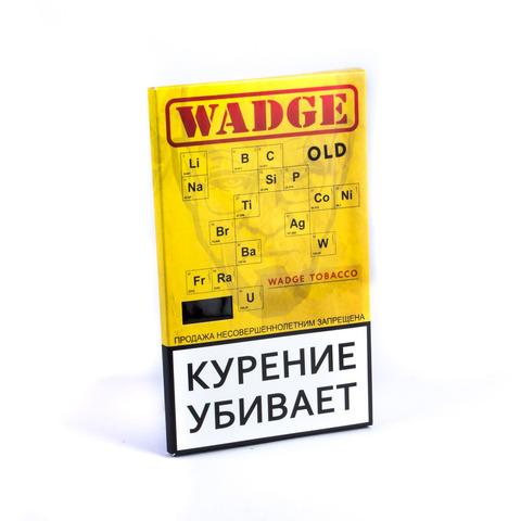 Табак WADGE OLD Pear (Груша) 100 г