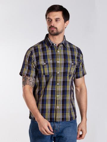 Рубашка к/р муж.  M012-05B-31CR DETROIT