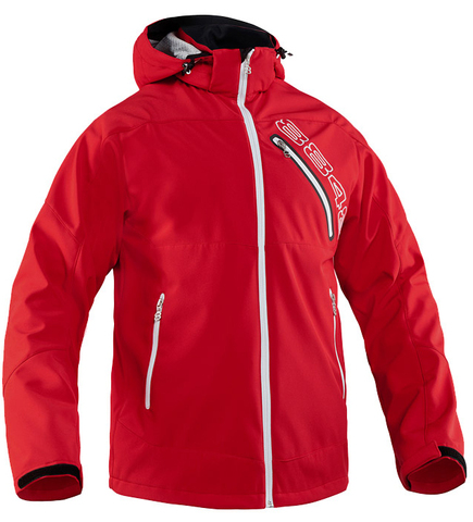 Куртка лыжная 8848 Altitude Crawford Softshell Red Jacket мужская