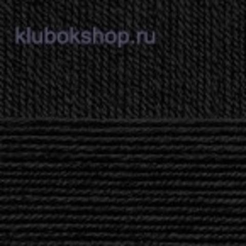 Пряжа Детская новинка (Пехорка) 02